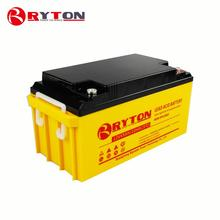 RYTON POWER 12V 65ah well-made UPS maintenance free deep cycle battery
