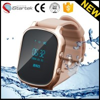 wholesale products for elderly watch waterproof gps PT90 with wifi location