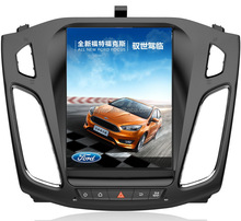 Waylas Vertical Screen Android Car Multimedia for Ford Focus 2012-2016 Car DVD Player