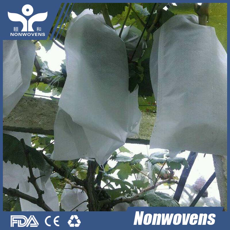 Non woven Green Plant Tree Cover/Frost Cover Fleece/Seedling bag