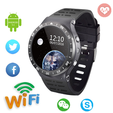 Andriod Smart Watch Phone SM11 Smartwatch SIM WIFI 3G + Camera + GPS + Email +1.3G Core CPU + 512MB/8G Bluetooth Watch Phone