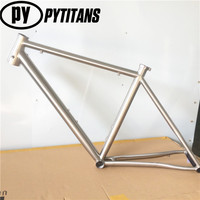 Carbon t1000 29er mtb frame with seat post 31.6mm sale for cheap