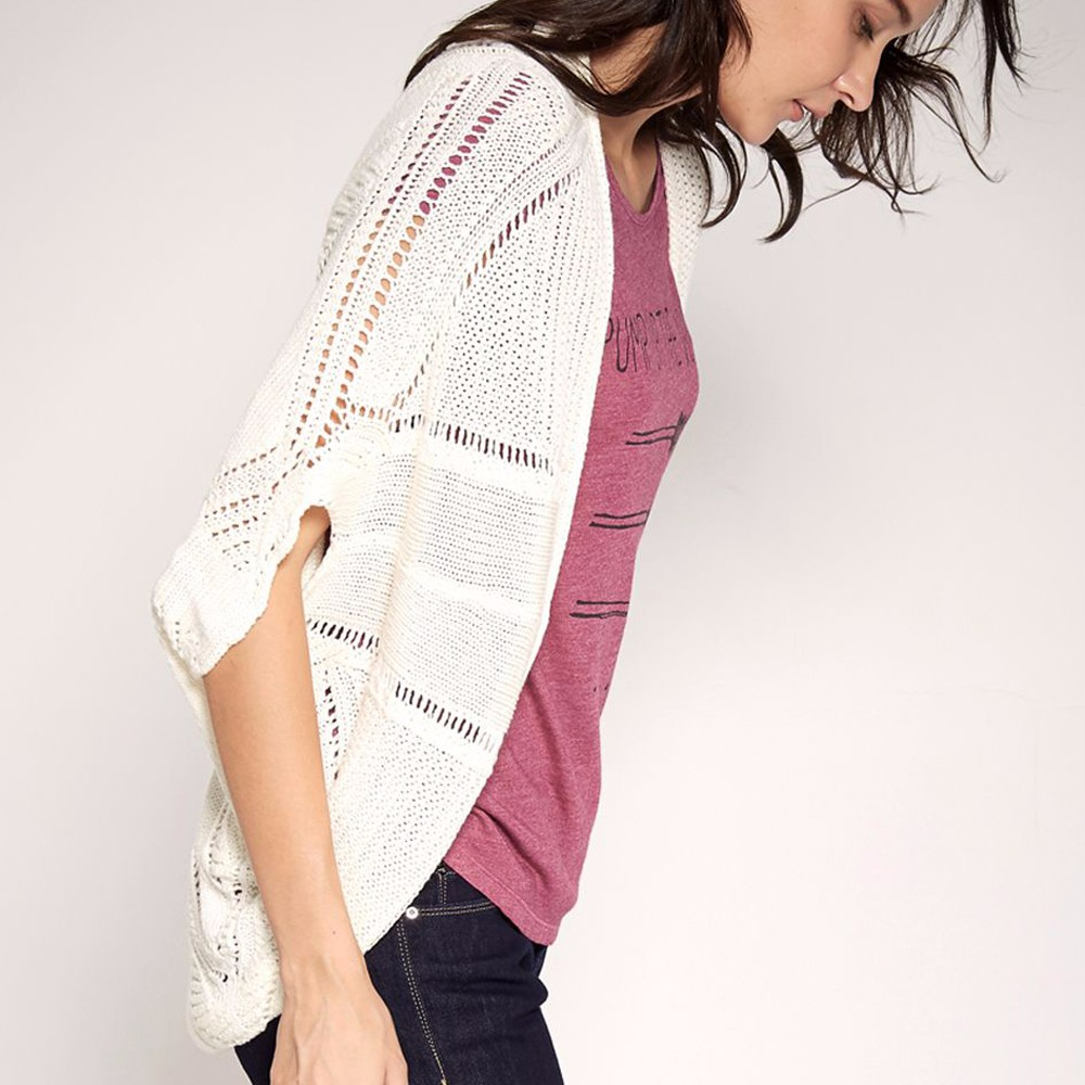 spring summer cardigan sweater ladies' casual wear