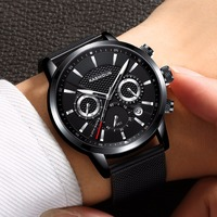 929 Mens Luminous Solid Stainless