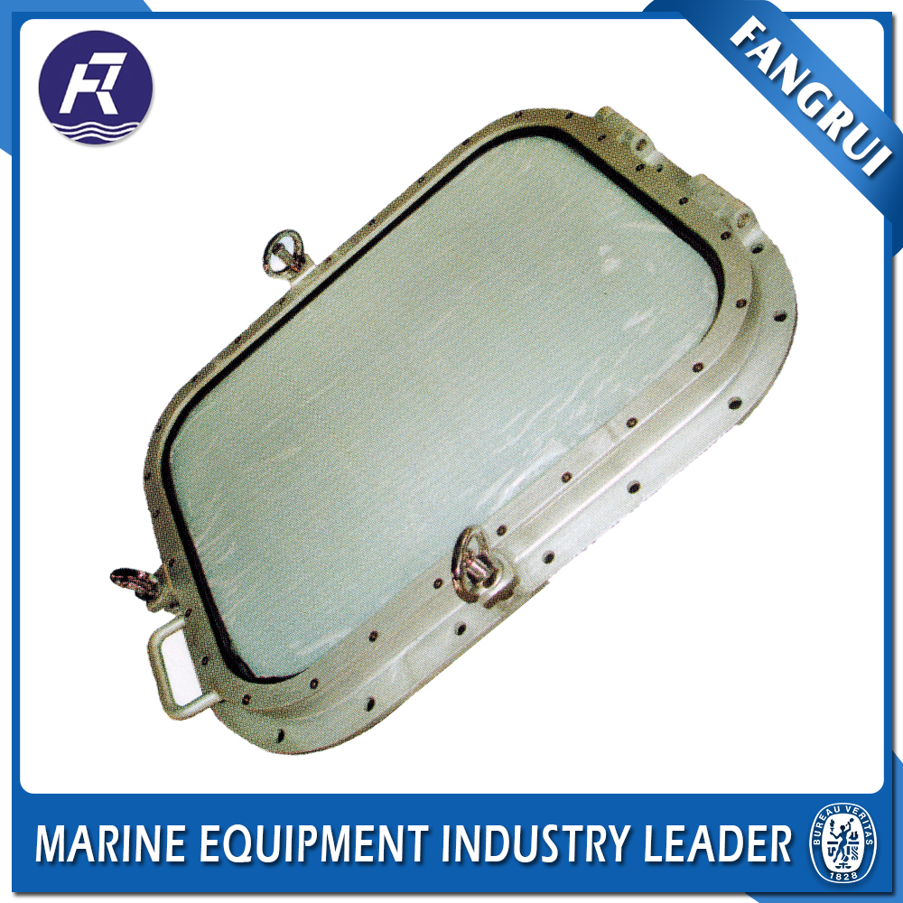 High tensile ship glass marine side scuttle window for ships