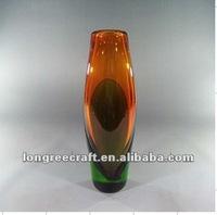 Fabulous Art Deco Blown Glass Vase