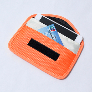 Portemonnee Telefoon Case Pocket RFID Blocking Credit Kaarthouder Pocket voor Smartphones