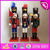 2015 Promotion toy Wooden Nutcracker toy,Cheap wooden promotion gift toy,Wooden soldier nutcracker set toy for promotion W02A081