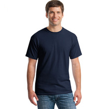 Wholesale summer products <strong>men's</strong> plain short sleeve o neck T shirts with custom logo