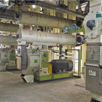 High profit low risk large capacity CE passed corn gluten feed pellet mill