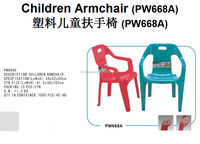 We Manufacturer Plastic Armchair and Plastic Tables