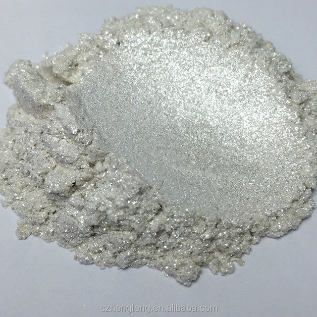 Environment-friendly Mica Pearlescent pigment for Resin