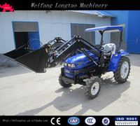 25HP 4WD Mini Tractor For Brazil Market With Cheap Price