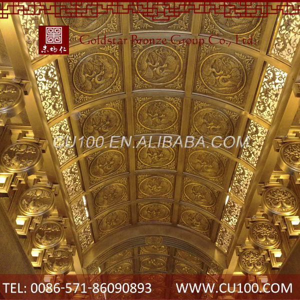 China product best sale copper wall tiles