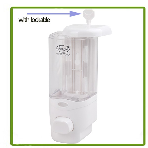 National Patent Manual Liquid Soap Dispenser