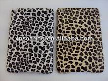 leopard plastic case back cover For ipad Mini 2