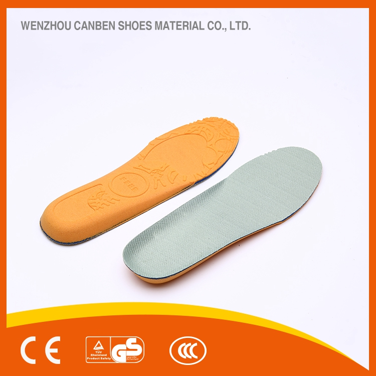 sponge Outdoor breathable combination shoe pad