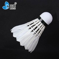 Custom Sports feather badminton durable badminton