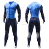 Custom sublimation inline speed skate suit youth inline skating suit