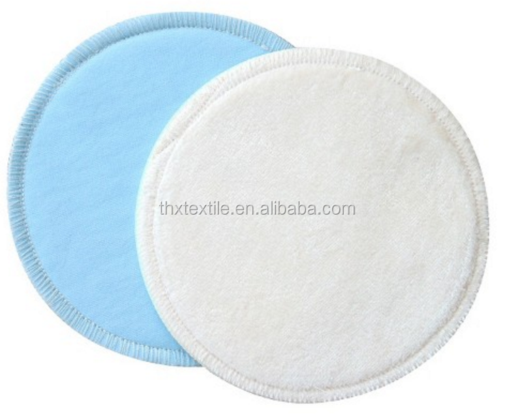 THX Reusable Washable Organic Cotton Nursing Pads bamboo nursing pads