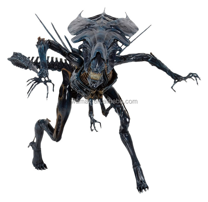 Alien queen pvc action figures /collection figures OEM ODM are welcome