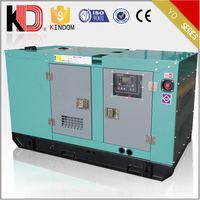 in stock! 12.5 kva diesel generator by Yangdong/Lister/Weifang engine