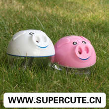 2013New mute creative Piggy humidifier