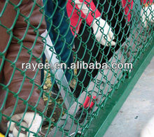 Security Diamond Wire Mesh Fence For Playground
