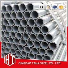 Hot Dip Galvanized Steel Pipe China Supplier