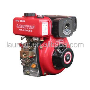 4HP air-cooled, single-cylinder small diesel engine LA170F