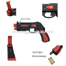 New Mobile phone augmented reality air 3D virtual shooting ar gun game toy gun