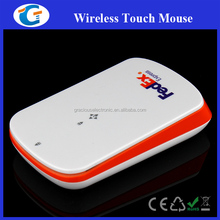 Computer parts newest style super slim flat touch mouse