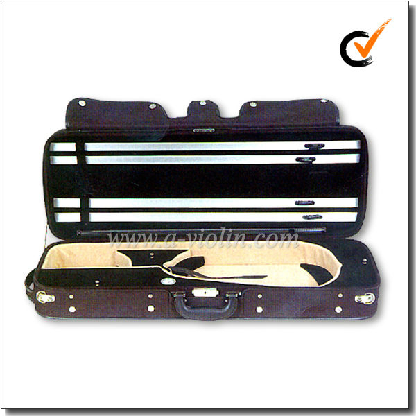 Oblong Shape Wooden Viola Hard Case (CSL007-C)