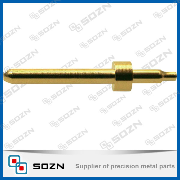 spring loaded probes/spring test probe pin/brass probe pin