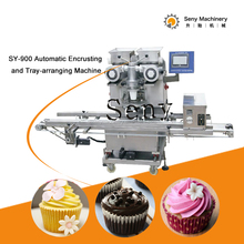 Hot sale factory Automatic paper cup cake making machine muffin cake machine