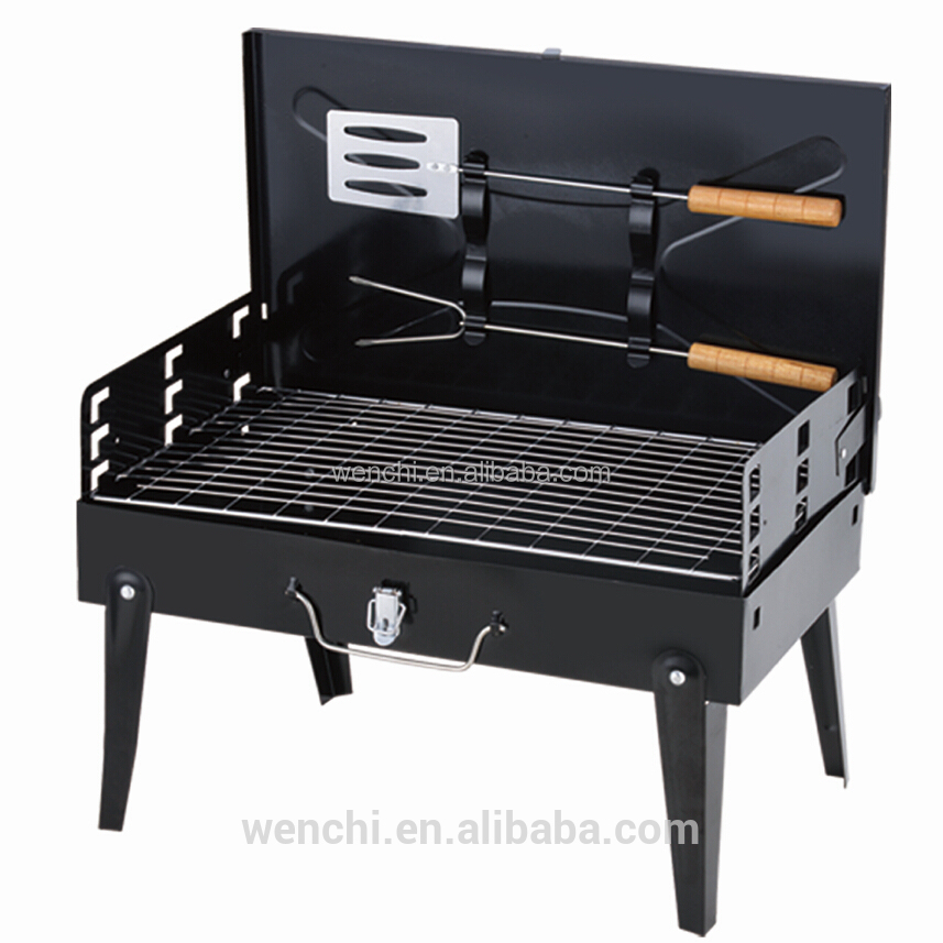 indoor charcoal bbq grill,portable barbecue