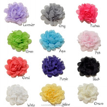 Pretty Lace chiffon flower Headdress new design handmade flower