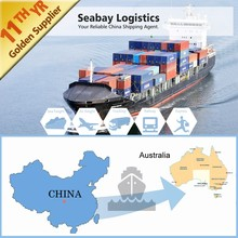 Competitive shipping container china china to Australia Australia