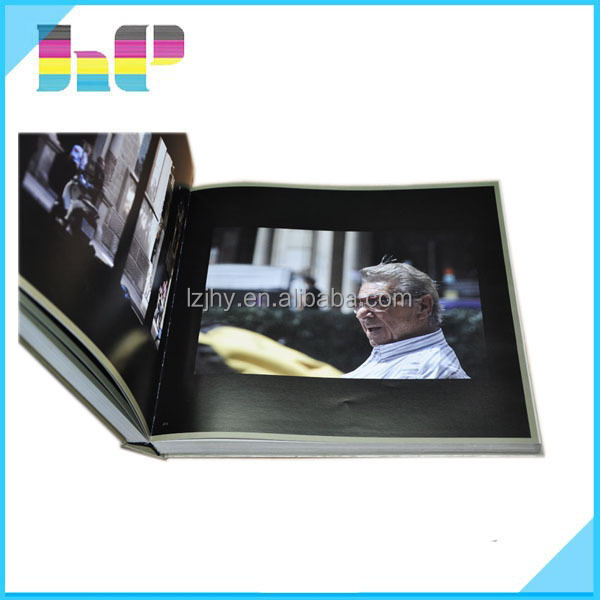 Cheap bulk all size customed photo albums supplier