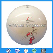 New design of 2013 Promotional PVC Inflatable Beach Ball