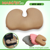 Coccyx Orthopedic Comfort health office chair Memory Foam Seat Cushion