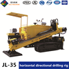 Brand new no dig underground horizontal directional drilling machine for pipe line laying project with good price