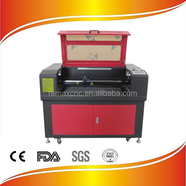 DSP control system Remax-6040 laser cutting machine for fabric/laser cutting machine co2/laser cutting machine metal
