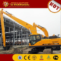 excavator lifting magnet for lifting scrap sany crawler excavator SY335C wheel drive excavator