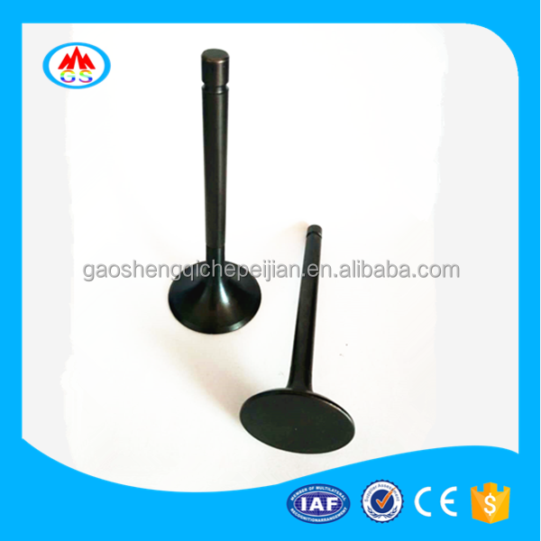 Forklift spare parts intake exhaust valve for engine valve Mitsubishi K4F