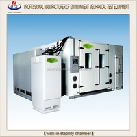 Environmental friendly Refrigerant CE Certification Walk-in Temperature Humidity laboratory test equipment