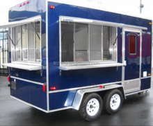 2017 New Arrival Outdoor Mobile Food Trailer/ Street Mobile Food