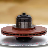 2015 Balancing Machine for Motorcycle Brake Disc , Brake Motorcycle Balance