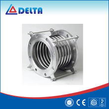 Metallic Metal Bellows Expansion Joints Concrete In Building