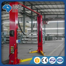 Scientific and economical portable car lift ramps
